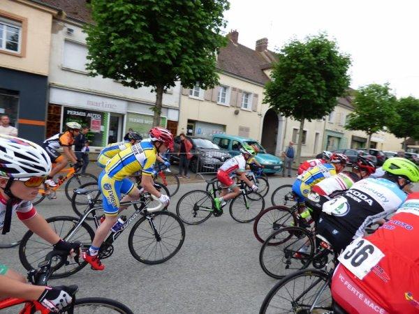TOUROUVRE (61) Coupe de Normandie en minimes Dimanche 9 Juin 2019.