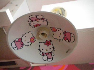 Lustre Hello Kitty