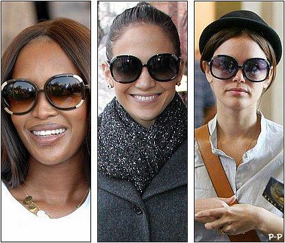 91596eb124c3 Qui porte le mieux ces lunettes CHLOE (Myrte)   . Naomi Campbell  ...