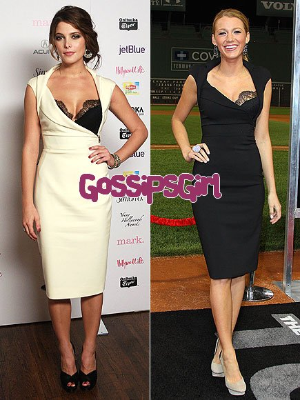 Rubrique : WHO WEAR IT BEST ?____Ashley Greene VS Blake Lively