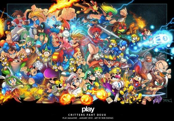 Gamer Fight 2012 : Inscription close