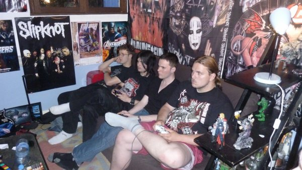 Le Gamer Fight 2012 : Les images (Gears of war 2)