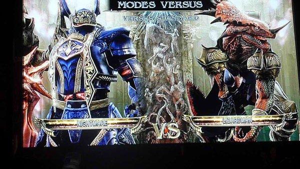 Le Gamer Fight 2012 : Les images (Soul Calibur IV)