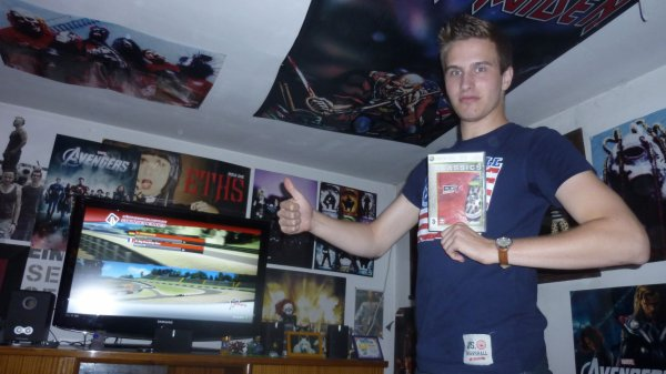 Le Gamer Fight 2012 : Les images (Project gotham racing 4)