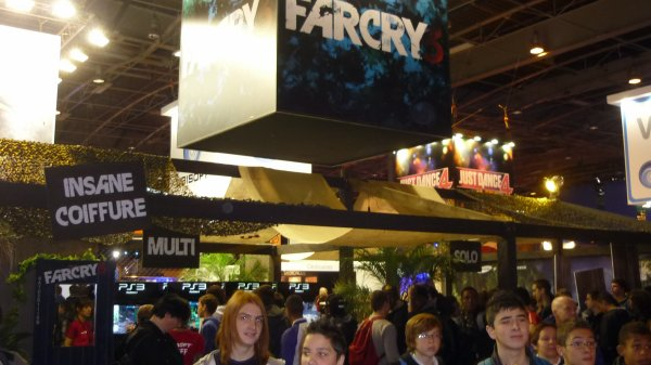 Paris Game's Week 2012