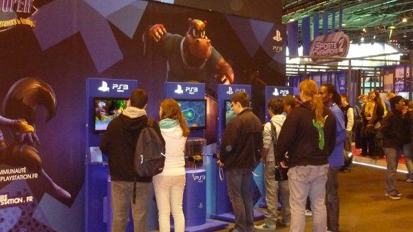 Paris Game's Week 2012