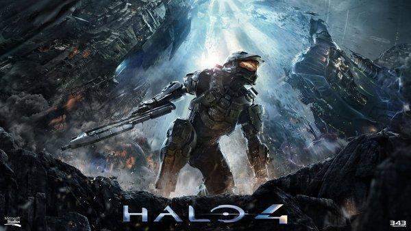 Halo 4 : 220 millions de dollars en 24h00
