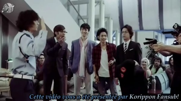 PV To The Limit - KAT-TUN