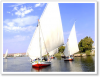 Egyptian delights: Enjoy Nile and Egypt by boarding a Dahabeya
