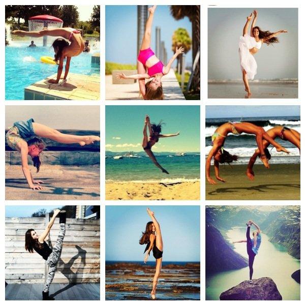 La gymnastique n'importe ou n'importe quand