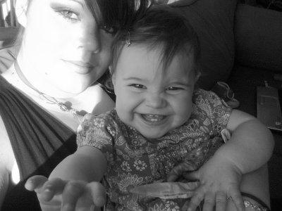 mOi et mon bébé d'amoOur