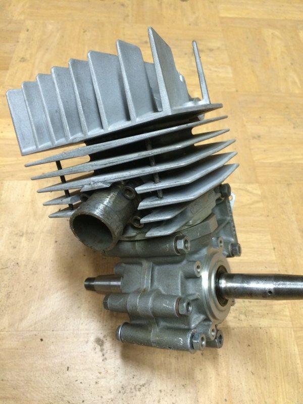 moteur g1 open qui sera monter dans le châssis du RS