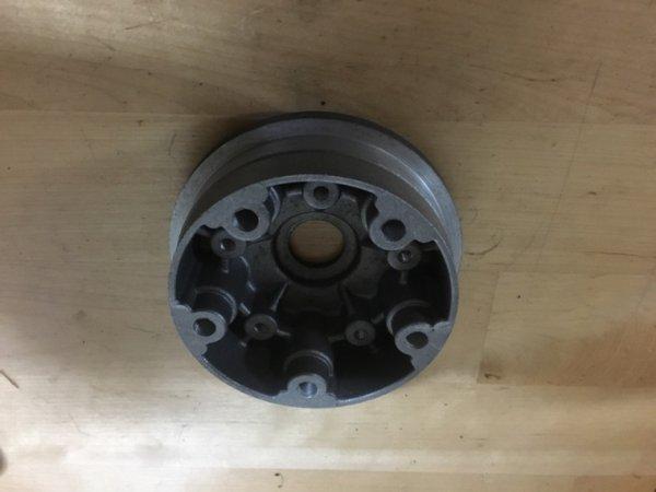 Platine de fixation pour disque 220mm