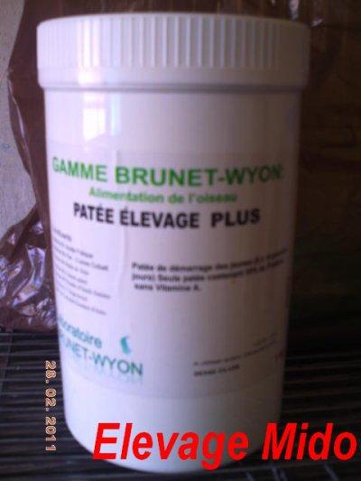 PaTée CaMMe BrUnEt-WyOn