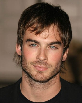L'acteur Ian Joseph Somerhalder interprète (Damon Salvatore)