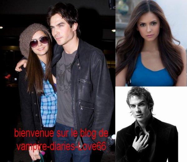 Bienvenue sur mon blog consacré a la série Vampire Diaries