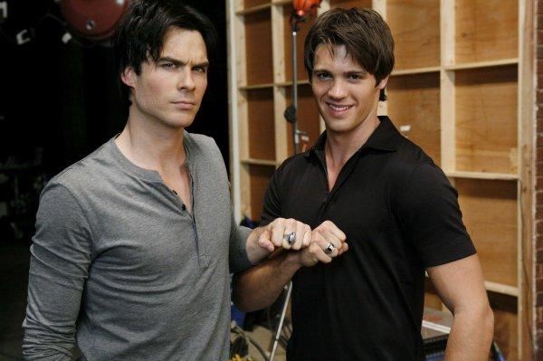 Ian & Steven <3