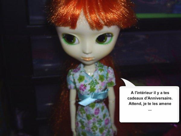 Anniversaire de Gabriella ~Story partie1~