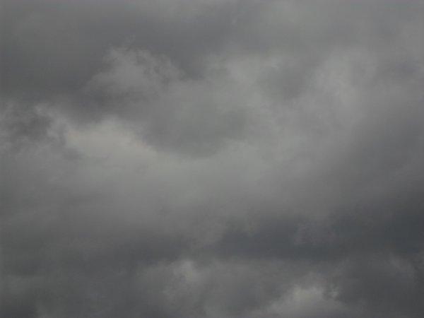 Après la pluie, l'orage !