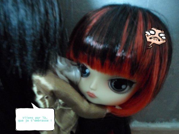 Story~ L'arrivée d'Emiko.