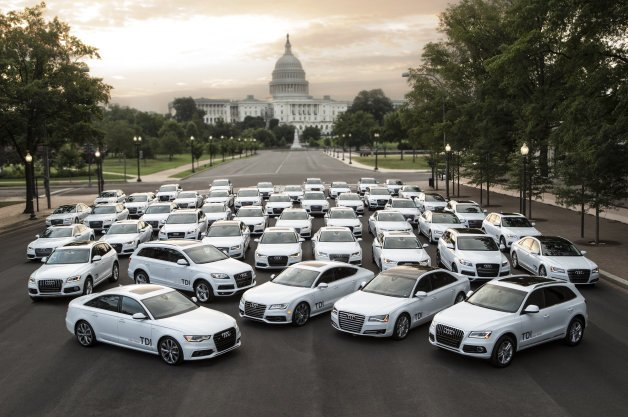 New A4 and SUVs from Audi