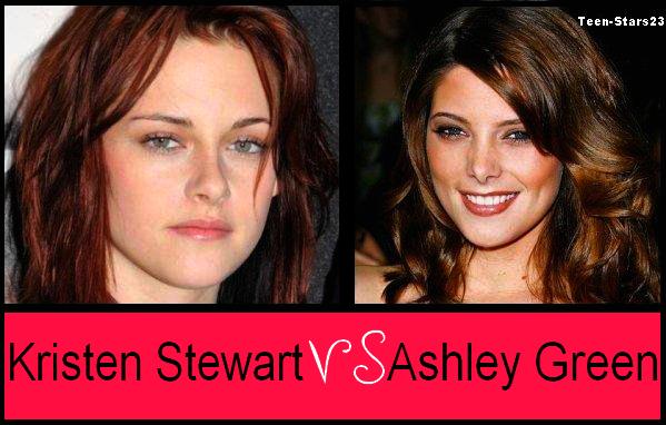 Kristen Stewart VS Ashley Greene