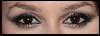A qui appartiennt ces yeux ?