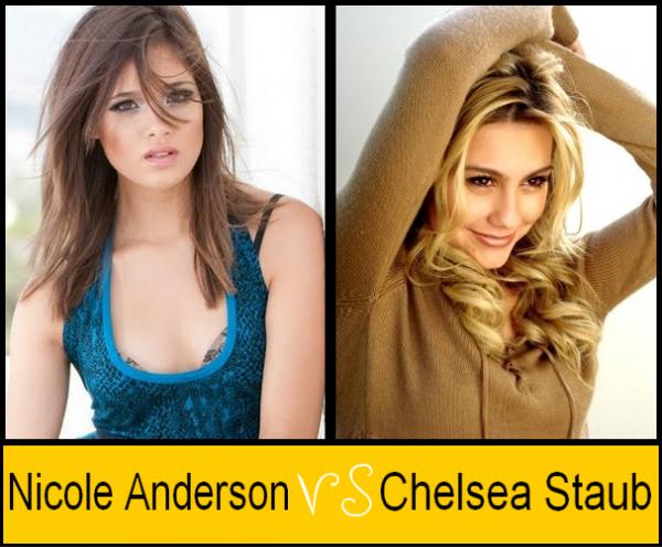 Chelsea Staub VS Nicole Anderson