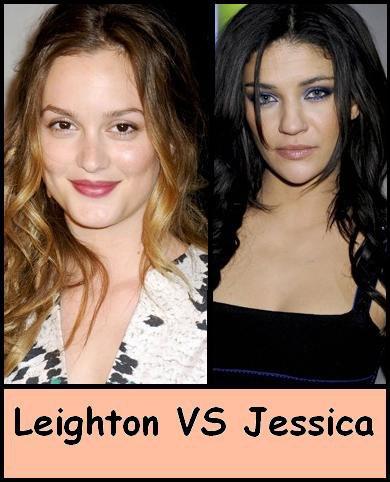Leighton Meester VS Jessica Szohr