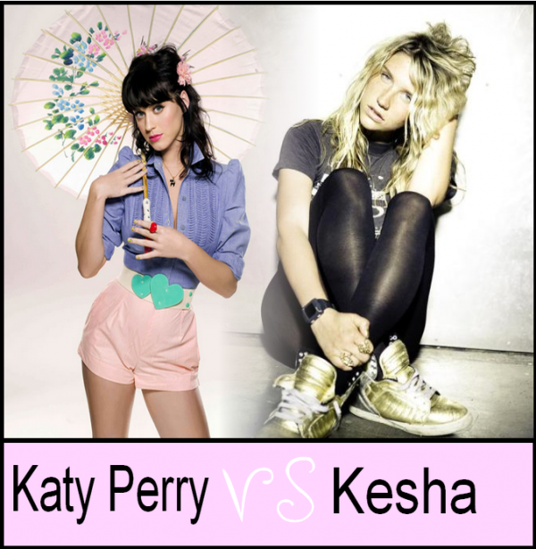 Katy Perry VS Kesha