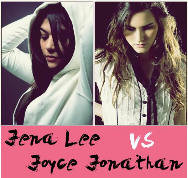 Jena Lee VS Joyce Jonathan