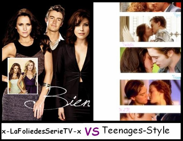 x-LaFoliedesSerieTV-x VS Teenages-Style