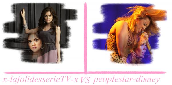 Peoplestar-Disney VS x-LaFolieDesSerieTV-x