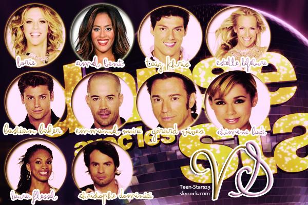 Vote pour ton candidats de Danse avec les stars préféré ♥