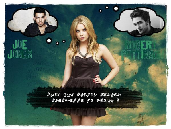 Joe Jonas VS Robert Pattinson