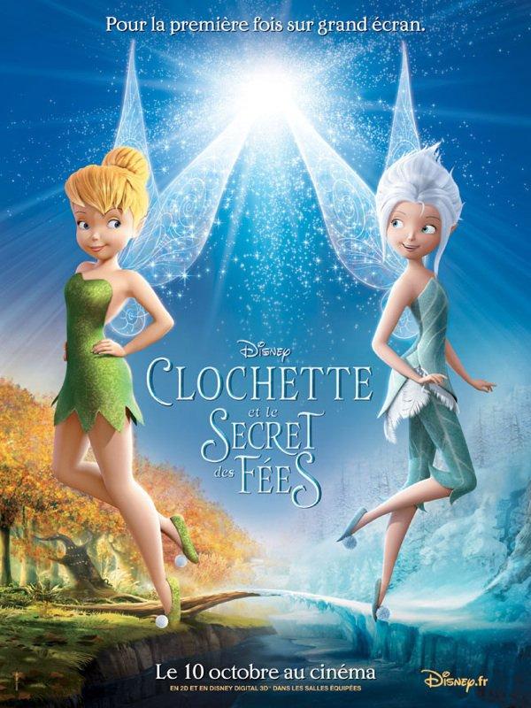 Cinéma ! : Clochette et le Secret des Fées