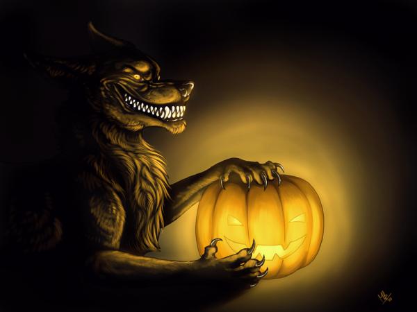 Happy Halloween :3 ♥.