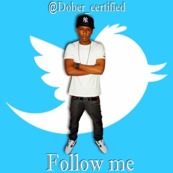 Dober sur Twitter