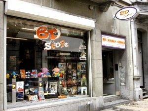 Les endroits ou j'achéte mes manga et mes collections.