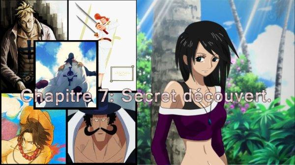 Chapitre 7: Secret découvert.
