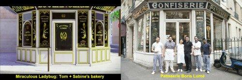 Insolite : La boulangerie des Dupain existe vraiment !