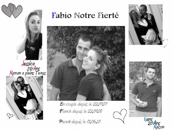 ♥ Fabio Notre Fierté ♥