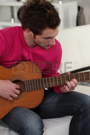 What is it about the guitar that makes a guy playing it so sexy?!?!