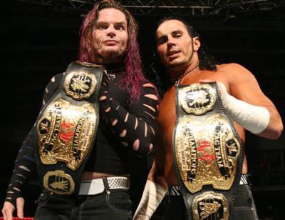 la passion de la WWE