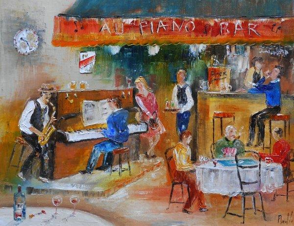 Au Piano Bar