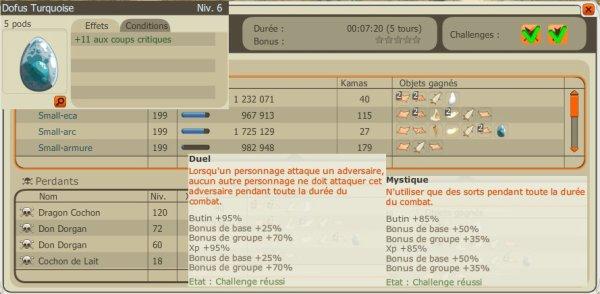Tutu + 11 CC drop par le cra =)