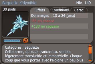 Achat baguette kidymibie =)