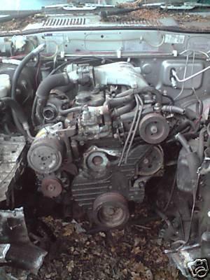 motor usado opel frontera & isuzu trooper 2.8td - tipo 4jb1t