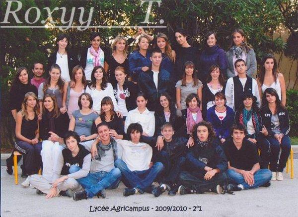 Les années Lycée ..