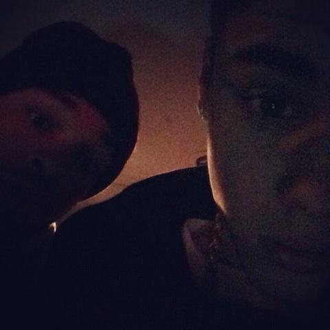 Photo de Justin qu'il a posté sur Instagram <3